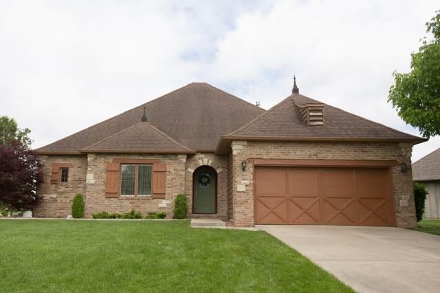 613 E Current Drive, Ozark, MO 65721 (MLS #60164339) :: Team Real Estate - Springfield