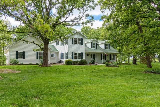 1547 Robinson Road, Clever, MO 65631 (MLS #60164379) :: Team Real Estate - Springfield