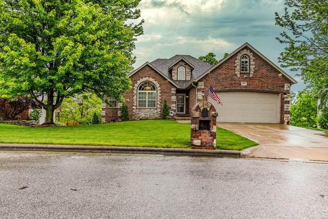 898 E Welch Street, Nixa, MO 65714 (MLS #60164395) :: Team Real Estate - Springfield