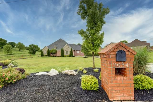 2034 N Tuscany Lane, Nixa, MO 65714 (MLS #60164414) :: Team Real Estate - Springfield