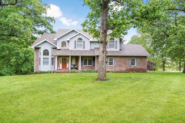 184 Mission Home Road, Marshfield, MO 65706 (MLS #60164441) :: Sue Carter Real Estate Group