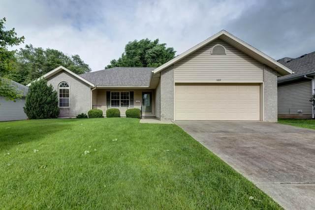 1609 S Meadowview Avenue, Springfield, MO 65804 (MLS #60164470) :: Winans - Lee Team | Keller Williams Tri-Lakes