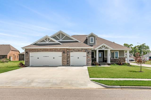 920 E Downshire Drive, Nixa, MO 65714 (MLS #60164494) :: Sue Carter Real Estate Group