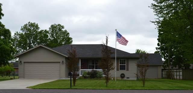 123 Circle Drive, Monett, MO 65708 (MLS #60164523) :: Sue Carter Real Estate Group