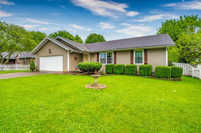 602 E Sunset Street, Nixa, MO 65714 (MLS #60164577) :: Winans - Lee Team | Keller Williams Tri-Lakes