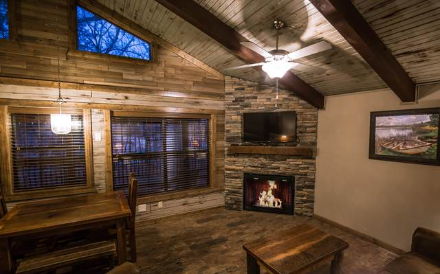 26 Cave Lane Cabin 22, Indian Point, MO 65616 (MLS #60164585) :: Team Real Estate - Springfield