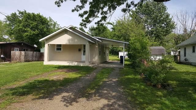 216 N Olive Street, Marshfield, MO 65706 (MLS #60164620) :: Team Real Estate - Springfield