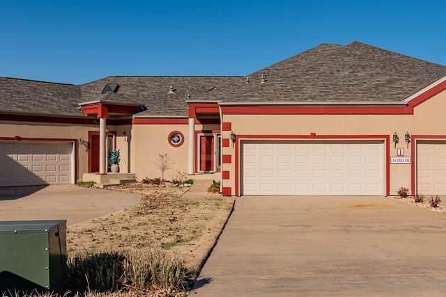 114 Villa Drive #2, Hollister, MO 65672 (MLS #60164623) :: Weichert, REALTORS - Good Life