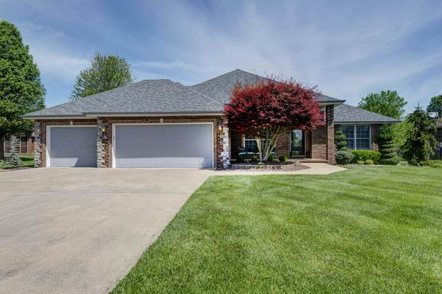 903 Yellowstone Street, Nixa, MO 65714 (MLS #60164642) :: Sue Carter Real Estate Group