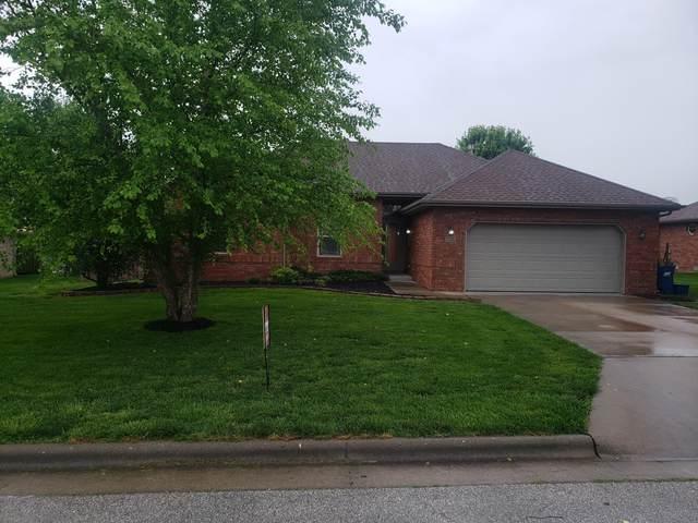 1007 E Eagle Rock Drive, Ozark, MO 65721 (MLS #60164644) :: Team Real Estate - Springfield
