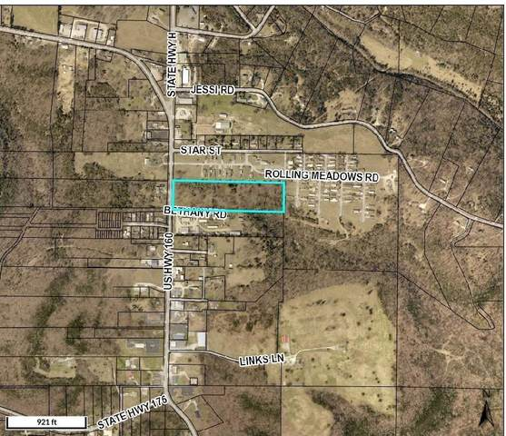 Tba Us Highway 160, Forsyth, MO 65653 (MLS #60164685) :: Sue Carter Real Estate Group