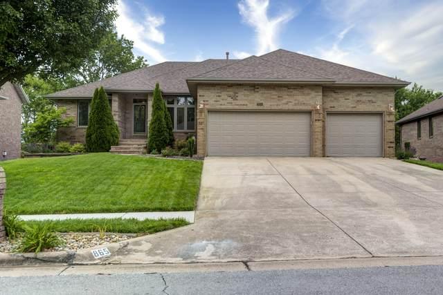 865 E Nottingham Lane, Springfield, MO 65810 (MLS #60164726) :: Sue Carter Real Estate Group