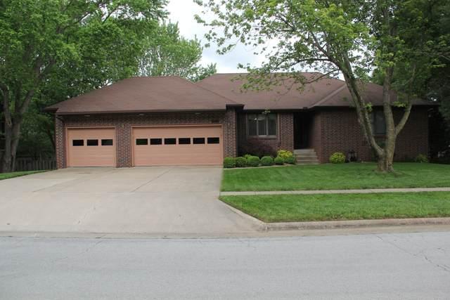 2540 S Mumford Avenue, Springfield, MO 65809 (MLS #60164731) :: Weichert, REALTORS - Good Life