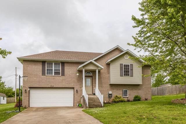 715 Darin Lane, Willard, MO 65781 (MLS #60164751) :: Sue Carter Real Estate Group