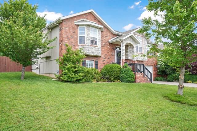 973 S Ballard Drive, Nixa, MO 65714 (MLS #60164772) :: Team Real Estate - Springfield