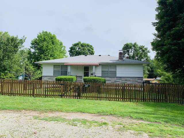 718 Cherry Street, Neosho, MO 64850 (MLS #60164791) :: Sue Carter Real Estate Group