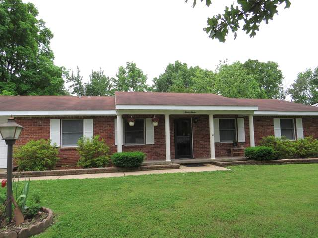 1211 Reid Road, Neosho, MO 64850 (MLS #60164849) :: Sue Carter Real Estate Group