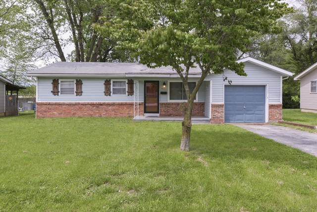 3301 W Dorber Drive, Springfield, MO 65807 (MLS #60164857) :: Team Real Estate - Springfield