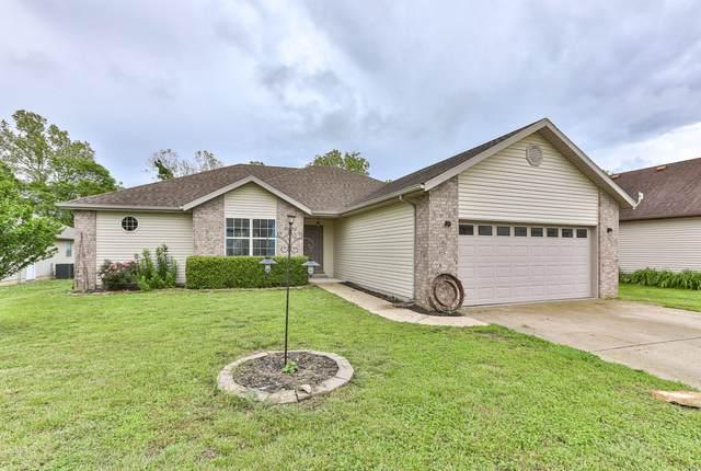 2012 Carolyn Drive, Pleasant Hope, MO 65725 (MLS #60164859) :: Team Real Estate - Springfield