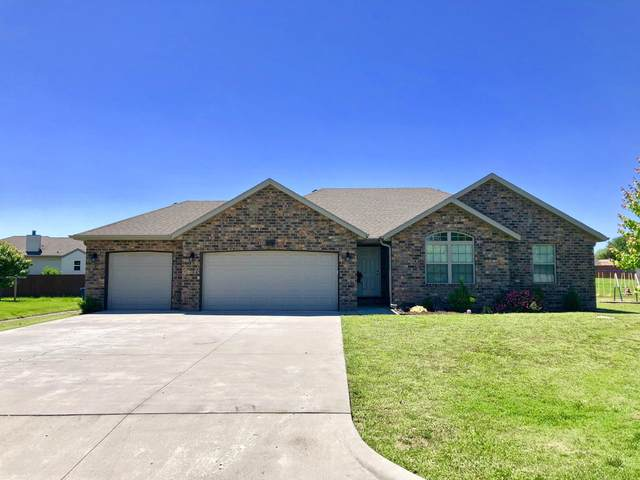508 S Kiowa Court, Strafford, MO 65757 (MLS #60164870) :: The Real Estate Riders