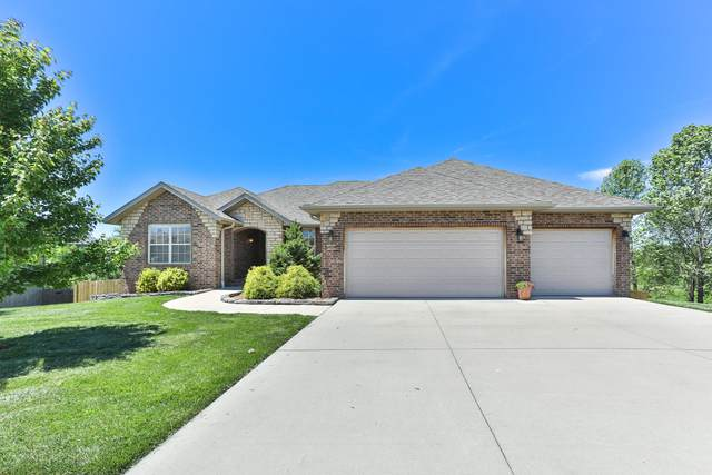 1401 N Farmington Drive, Ozark, MO 65721 (MLS #60164977) :: The Real Estate Riders