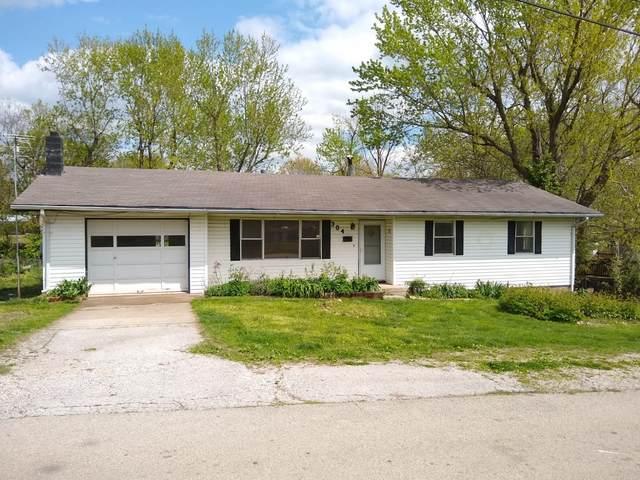 304 N Pine Street, Pierce City, MO 65723 (MLS #60165057) :: Team Real Estate - Springfield