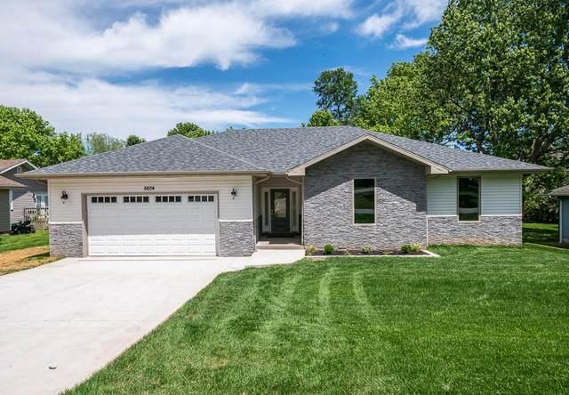 5604 S Honeysuckle Lane, Battlefield, MO 65619 (MLS #60165117) :: The Real Estate Riders