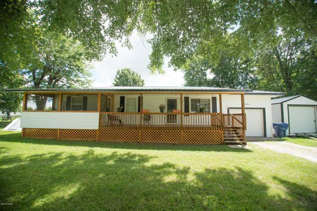1245 Spruce, Granby, MO 64844 (MLS #60165121) :: Sue Carter Real Estate Group