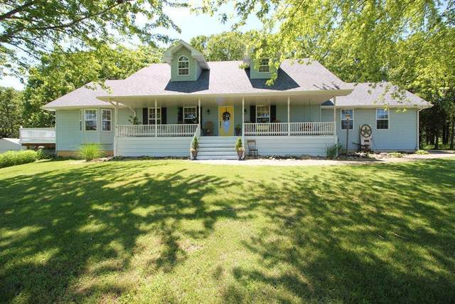 3033 White Oak Road, Fordland, MO 65652 (MLS #60165194) :: The Real Estate Riders