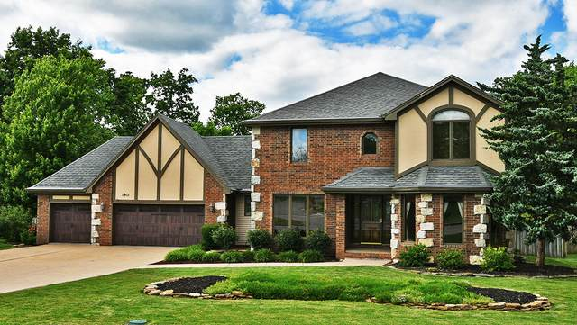 1911 Winged Foot Drive, Nixa, MO 65714 (MLS #60165275) :: The Real Estate Riders
