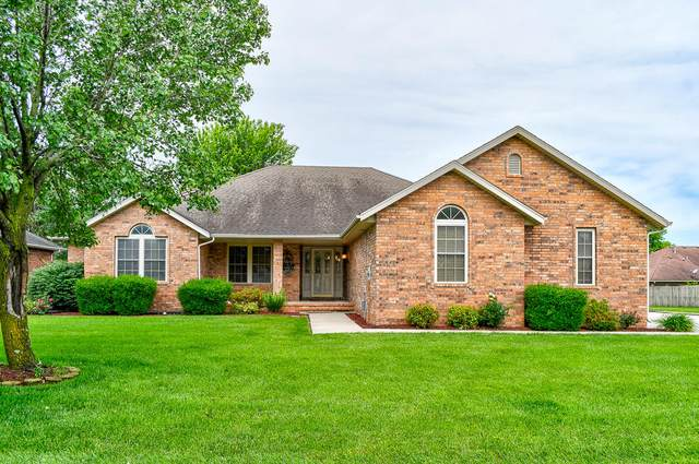 515 Clover Court, Nixa, MO 65714 (MLS #60165282) :: The Real Estate Riders