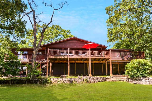 60 Reality Acres Drive, Reeds Spring, MO 65737 (MLS #60165294) :: The Real Estate Riders