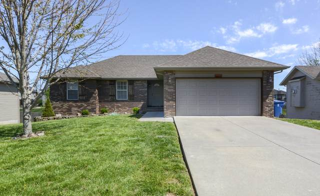 5242 S Winsor Drive, Battlefield, MO 65619 (MLS #60165340) :: The Real Estate Riders