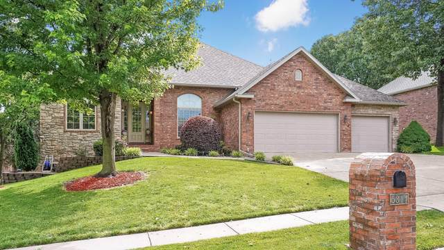 5314 S Whitmore Avenue, Springfield, MO 65810 (MLS #60165364) :: Team Real Estate - Springfield