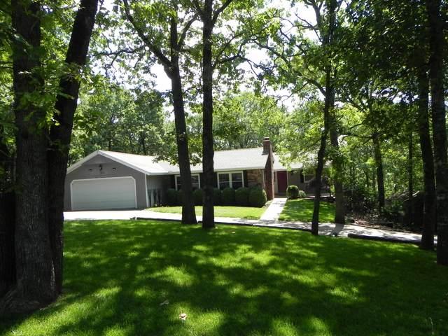 278 Cougar Trails E., Branson, MO 65616 (MLS #60165366) :: The Real Estate Riders
