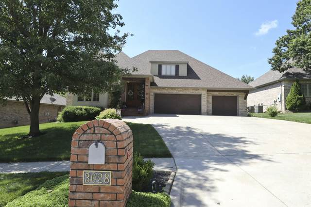 3028 W Nottingham Street, Springfield, MO 65810 (MLS #60165379) :: The Real Estate Riders