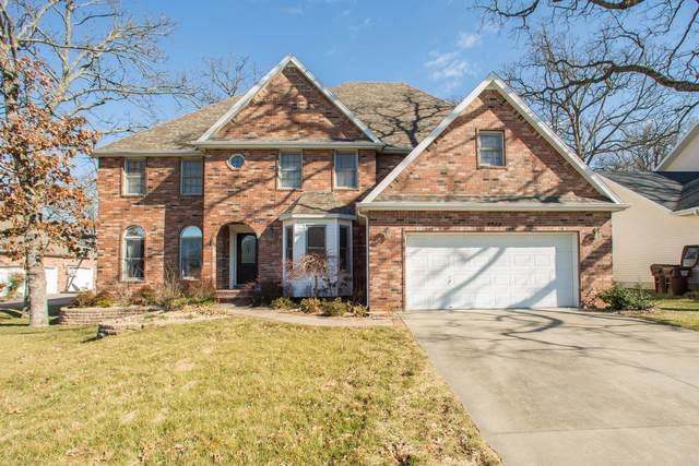4946 S Eldon Avenue, Springfield, MO 65810 (MLS #60165385) :: The Real Estate Riders