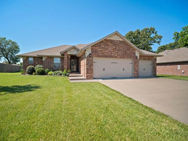 5740 E Gatehouse Drive, Springfield, MO 65802 (MLS #60165395) :: The Real Estate Riders