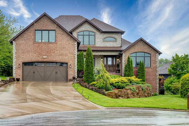 1324 E Lakepoint Court, Springfield, MO 65804 (MLS #60165530) :: Sue Carter Real Estate Group