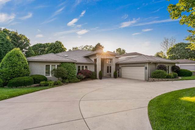 5197 S Stonehaven Drive, Springfield, MO 65809 (MLS #60165542) :: Clay & Clay Real Estate Team