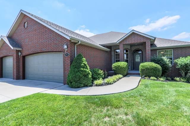 897 N Pearson Court, Springfield, MO 65802 (MLS #60165590) :: Team Real Estate - Springfield