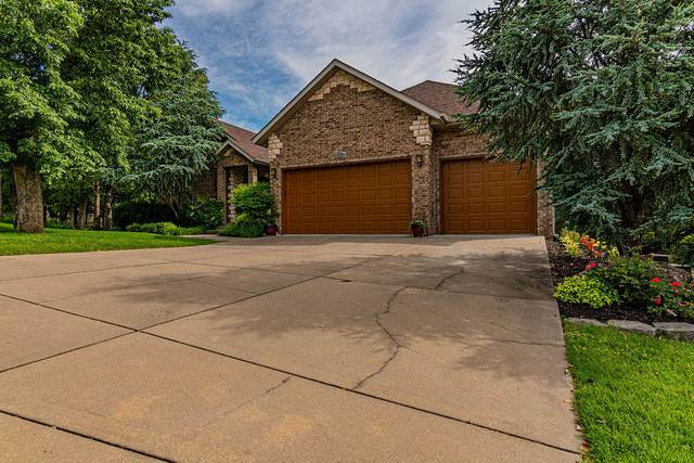 143 Roark Hills Drive, Branson, MO 65616 (MLS #60165604) :: Team Real Estate - Springfield