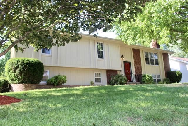 807 E Manchester Drive, Springfield, MO 65810 (MLS #60165695) :: Sue Carter Real Estate Group