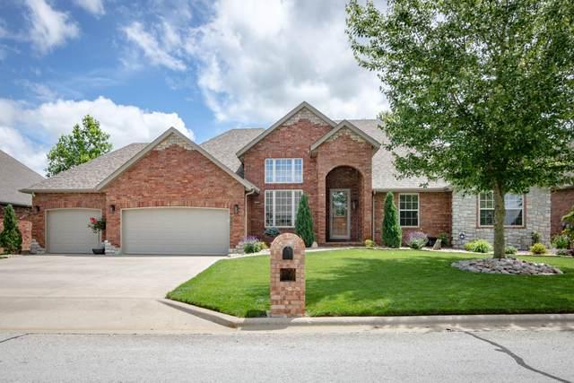 904 W Yellowstone Street, Nixa, MO 65714 (MLS #60165786) :: Sue Carter Real Estate Group