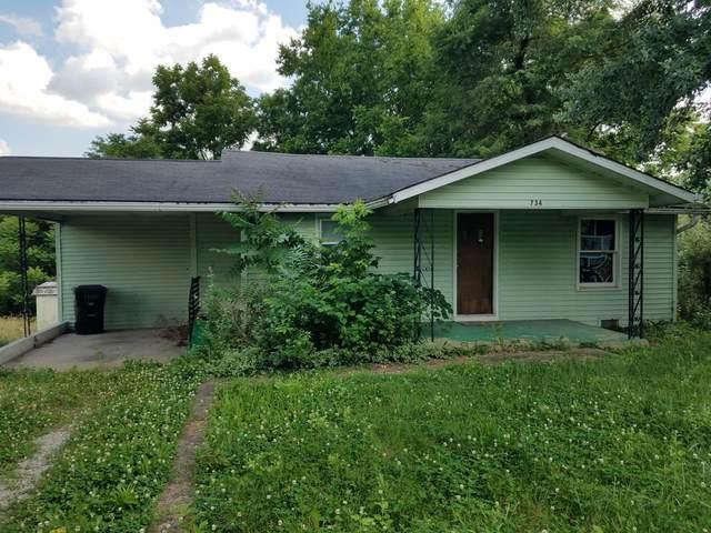 734 E Madison Street, Buffalo, MO 65622 (MLS #60166077) :: Sue Carter Real Estate Group