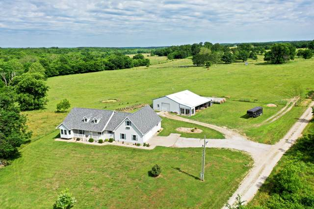 22647 E 500th Road, Humansville, MO 65674 (MLS #60166101) :: Sue Carter Real Estate Group