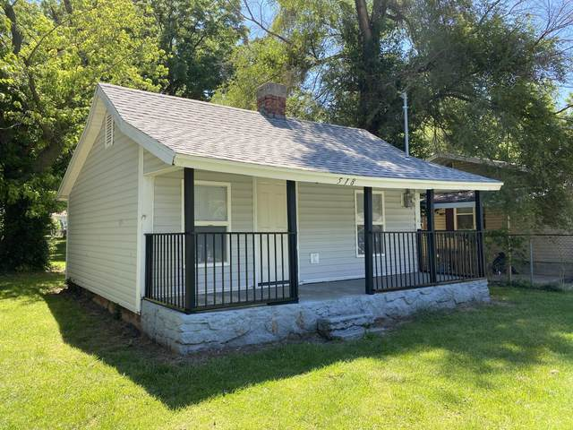 518 N West Avenue, Springfield, MO 65802 (MLS #60166128) :: The Real Estate Riders