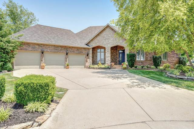4806 S Montrose Place, Springfield, MO 65810 (MLS #60166331) :: Sue Carter Real Estate Group