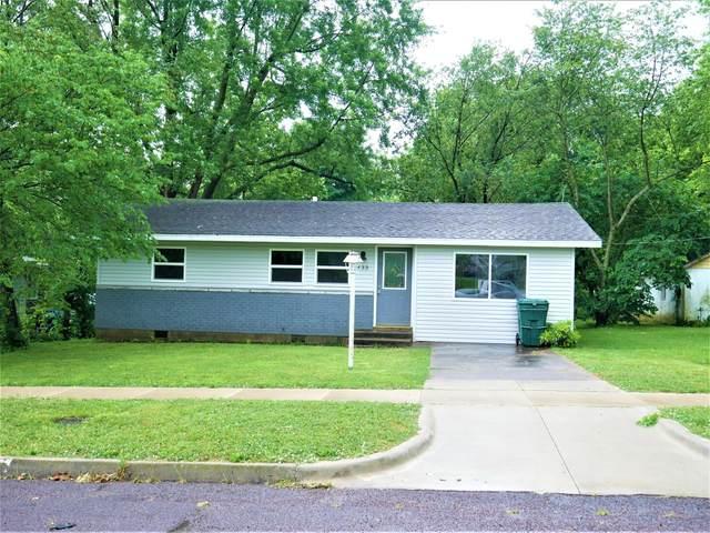 433 W Dunn, Monett, MO 65708 (MLS #60166452) :: Clay & Clay Real Estate Team