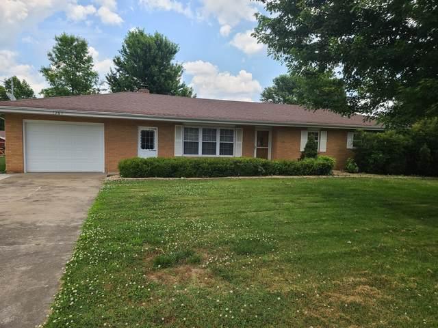 1207 14th Street, Monett, MO 65708 (MLS #60166454) :: Team Real Estate - Springfield